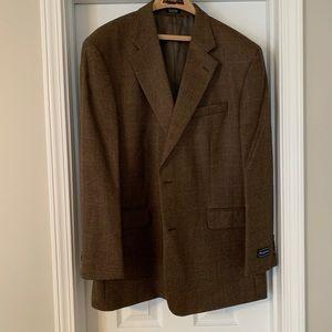Like New Tweed Sport Coat 48 Reg.